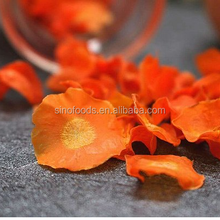 Wholesale price Chinese New Dehydrated Carrot vegetables Flakes