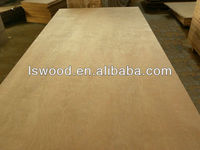 Kruing/Apitong Face&Back Container Flooring Plywood