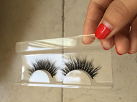 Glamorous lashes 3D mink eyelashes high quality cheap price