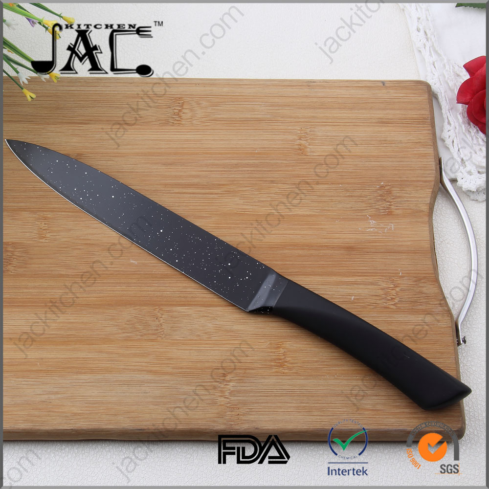 Non-stick Coating Safety Sharp Kitchen Fruit Carving Knife