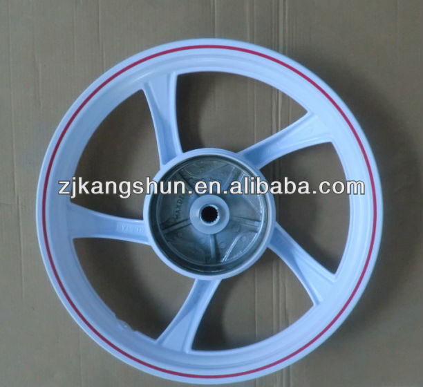 motorcycle alloy wheel