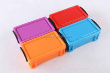 plastic small combination lock box