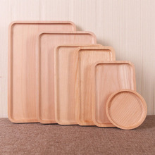 wholesale square Shape dessert Home.Restaurant. western food fruits bread Bar.Hotel.Wedding wooden plate,tray