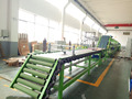 Motorcycle/bicycle/car tire tread producing line