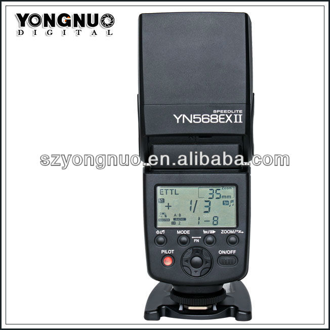 YONGNUO Camera Flash Speedlite YN-568EX II