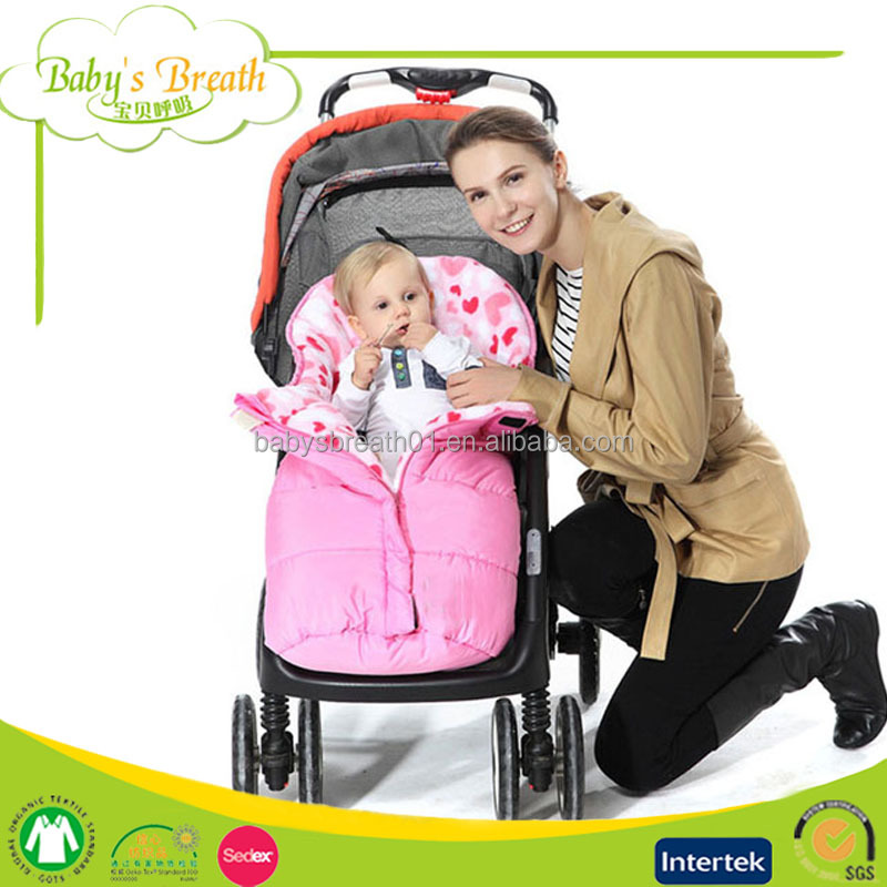 SSB07 Warm Baby Outdoor Trolley Sleeping Bags