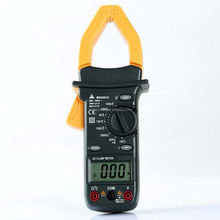 Manual Range 3 1/2 AC Digital Clamp Meter with Temperature Measurement YH222