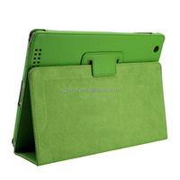 Hot Brand New Green Slim Leather Case Cover for Apple iPad 3 4 Tablet