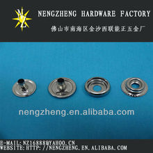 metal snap button/four parts snap button snap fastener for Garments and Bags