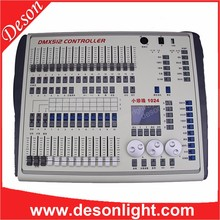 2017 New wholesale DMX stage lighting controller console mini pearl 1024 dmx controller