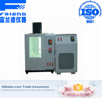 Digital viscosity tester automatic viscometer price for bitumen dynamic viscosity test equipment