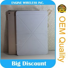 Ultra Slim Flip leather case for ipad 2 3 4