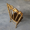 Gold Acrylic Chair Royal