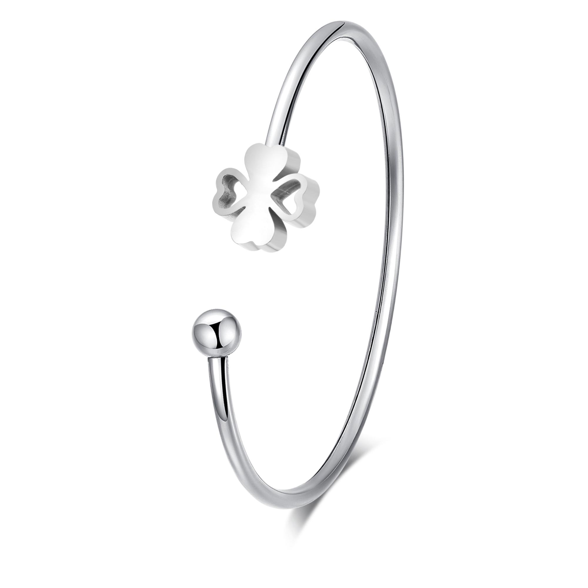 High quality stainless steel wire bangle bangle bracelet