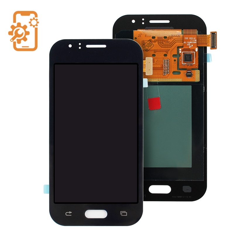 100% Warranty Replacement mobile phone lcds for samsung galaxy j1 ace j110 lcd screen j1 <strong>j100</strong>