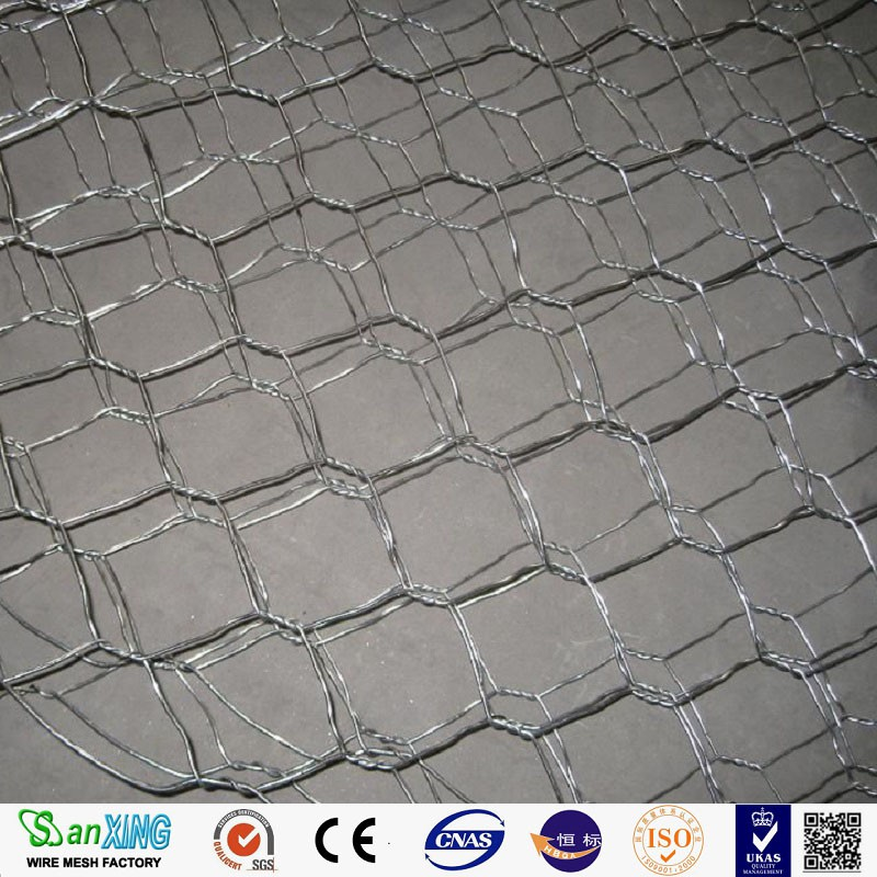 triple twist hexagonal wire mesh