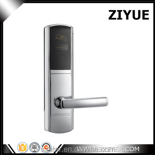 Temic RF ID Card hotel door lock manufacturer ET650RF