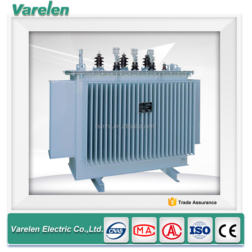 power transformer price 11KV step down oil 63kva transformer