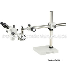 LED Illumination 3X-330X Magnification Power Microscope for Electronics