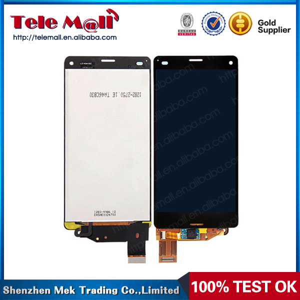 High quality Lcd touch screen for sony xperia z3 mobile lcd for z3