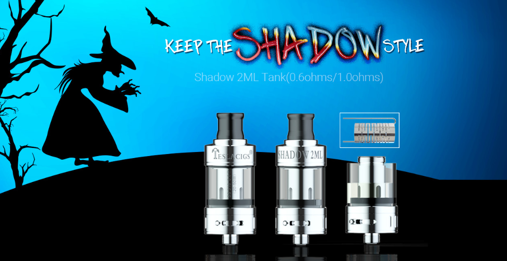 2016 Amazing Tesla Original RTA!! Vertical Dual Wire Structure Clearomizer Tesla Captain 24 RTA