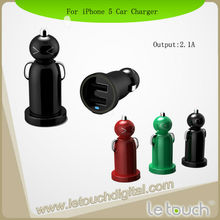 For iPhone 5 Car Charger