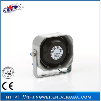 YH100-3A ambulance police siren for car