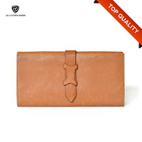 Strap Holder Closure Lady Elegance Clutch Purse for Women