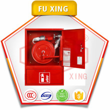 OEM ST Fire hydrant box / red fire hose reel cabinet