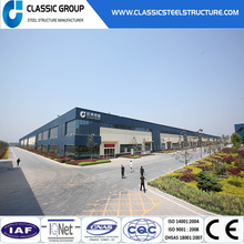 professional design cheap price prefabricated steel structure cn warehouse