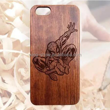 fancy design wooden cell phone case/cover for iphone 8,cell phone shell accessories