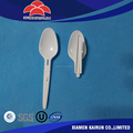 China factory wholesale disposable plastic spoons supplier on alibaba