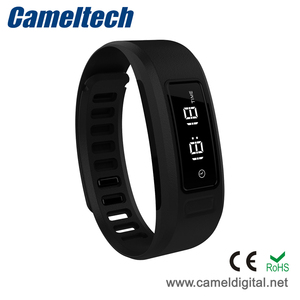 2017 Bluetooth Smart Wristband with Vibration, Programmable Digital Smart Fitness Bracelet, Sport Pedometer Intelligent Watches