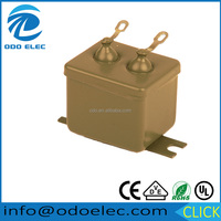 Metallized plastic film electrolytic capacitor CJ40 CJ41 CJ48