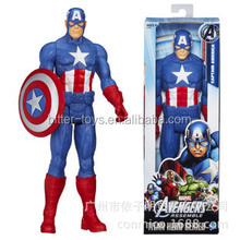 High Quality Hot Cartoon Toy Characters OEM anime action figure with factory price
