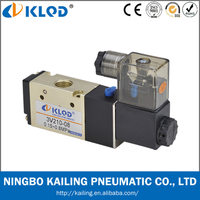 5/2 solenoid valve pneumatic air valve 4V series