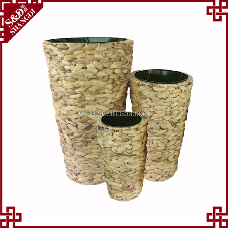 High Quality Chinese Factory Flower Pots And Planter plastic /pe soft plastic garden pot