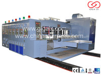 GIGA-LX Colorful Cardboard Slotter and Die Cutter