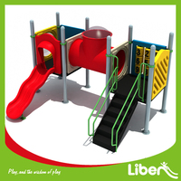 China Factory Price Used Children Preschool Outdoor Play Structures