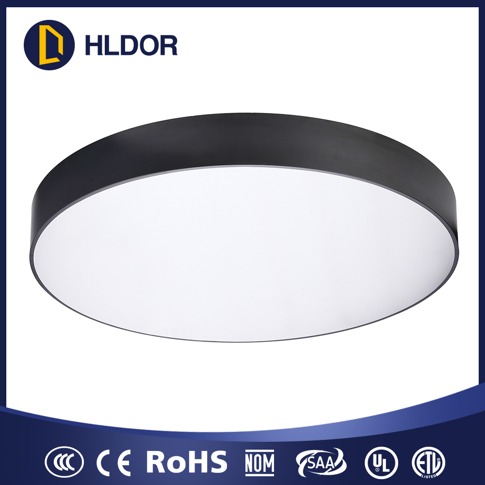Round Shape Suspended or Surface mounted LED Ceiling Panel Pendant Light