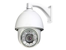 "SC-SP19 1/4"" Sony CCD 27X Optical Zoom IR Night Vision CCTV Security High Resolution 700TVL High Speed Dome PTZ Camera"