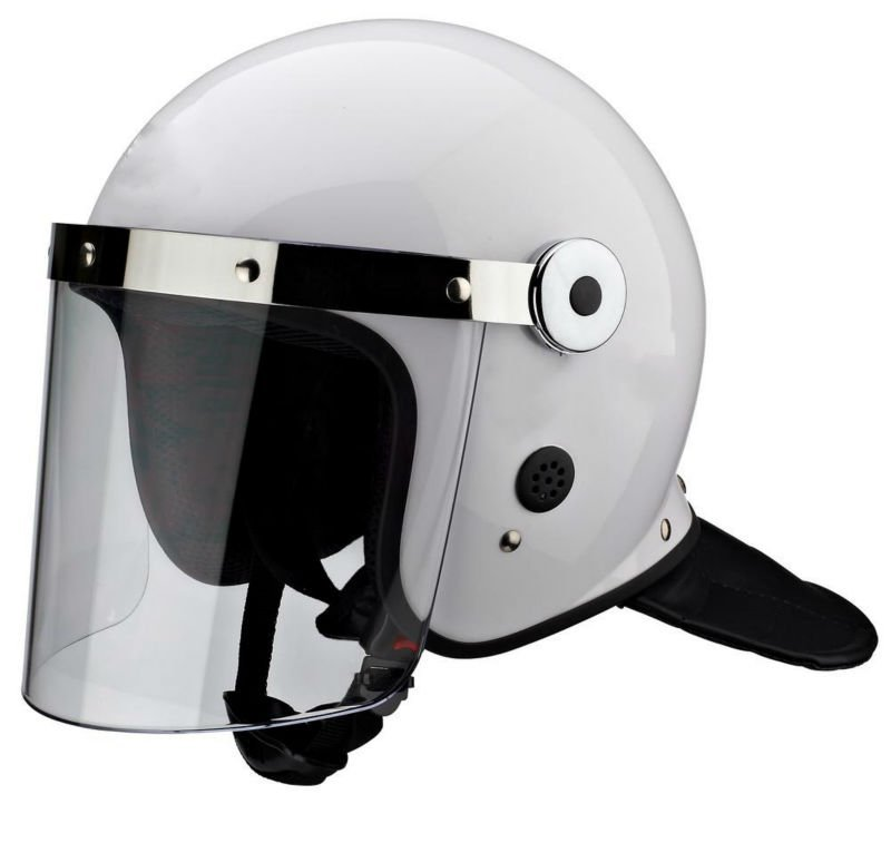 military police anti riot helmet/anti riot helmet with visor