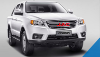 Toyota Hilux Type Diesel Pickup 4x4 Real Time JAC Double Cabin Pickup Trucks