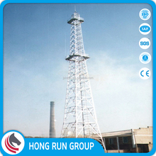 2016 New Design Most Popular 30M 40M 50M 60M 70M Steel Lattice Tower with Certificates CE Steel Communication Tower