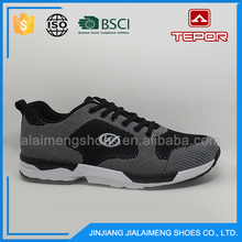 Summer spring autunmn grey mens soft comfortable male running shoe