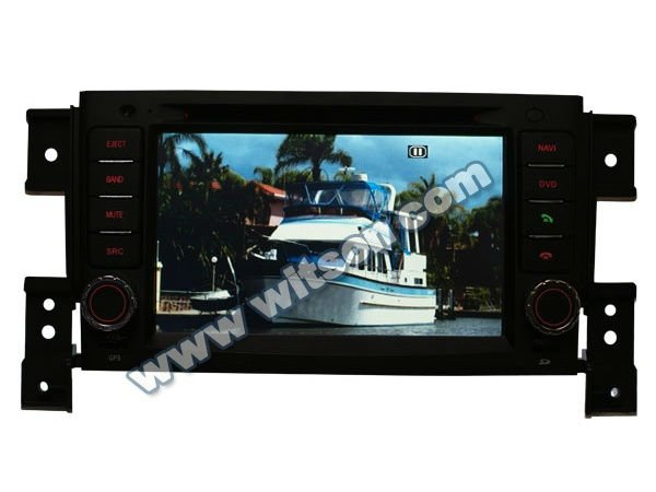 WITSON suzuki grand vitara 2 din 7 inch car dvd player