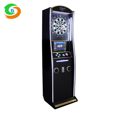 High quality arcade games coin operated machine online electronic dartboard dart game machine for game center