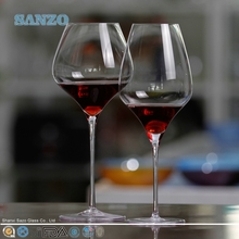 SANZO gorgeous antique colored wine glass cups