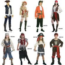 2017 new arrival pirate costume