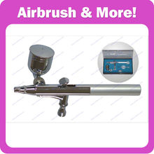 132 Double Action <strong>Airbrush</strong> With side cup Particularly suitable for detail design work. It is of all metal construction